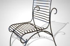 chaise-design-metal